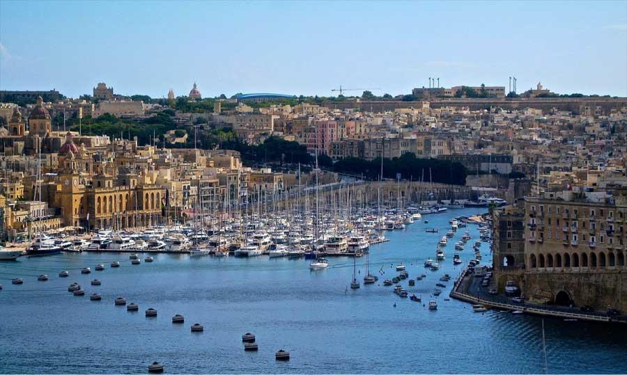 海とリゾートで人気のマルタ留学