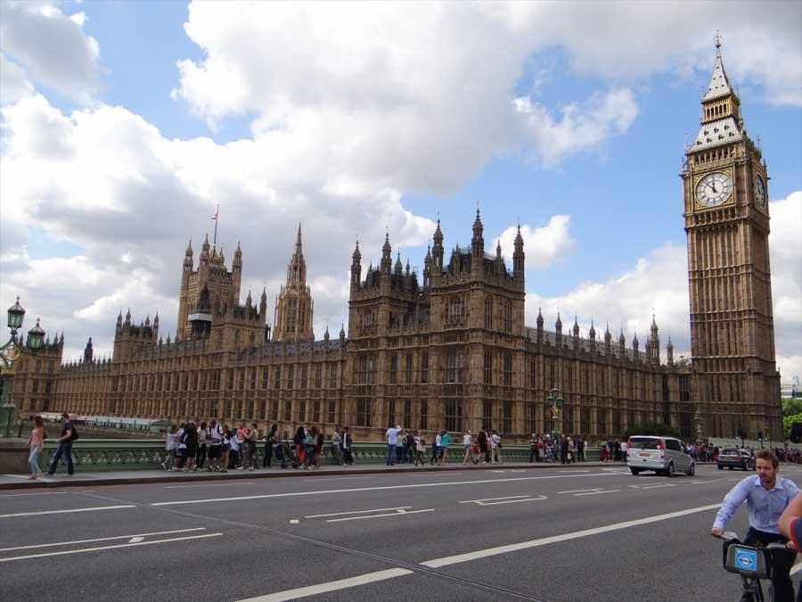 イギリス留学で贅沢な時間を過ごす