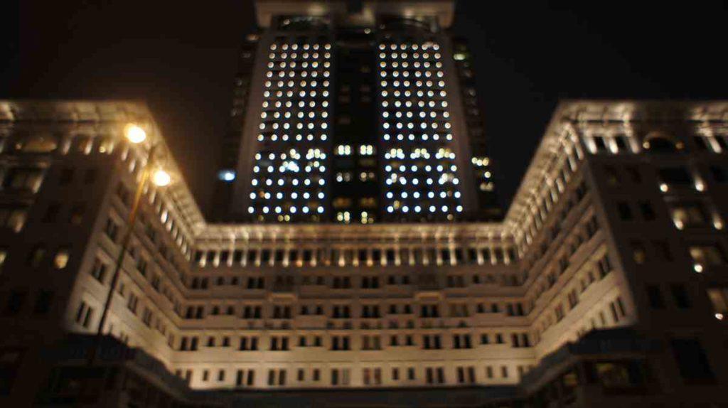 香港のペニンシュラホテル