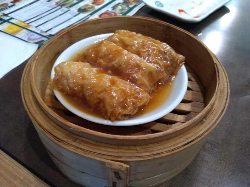 セブのミシュランレストランTim ho wan